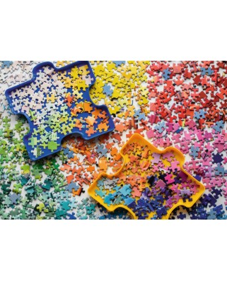 Puzzle Ravensburger - Colorful Puzzle, 1.000 piese (15274)