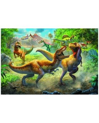 Puzzle Trefl - Dinosaurs, 160 piese (15360)
