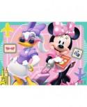Puzzle Ravensburger - Minnie Mouse, 12/16/20/24 piese (07127)