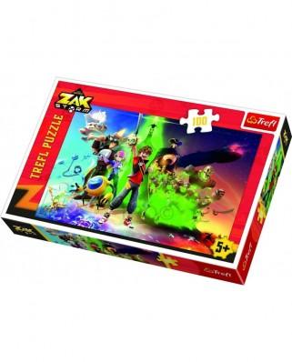 Puzzle Trefl - ZAK Storm, 100 piese (16341)