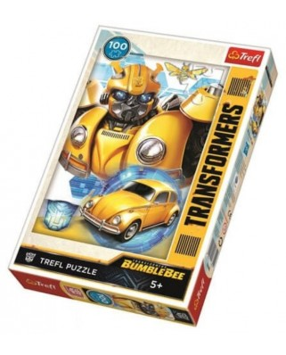 Puzzle Trefl - Transformers, 100 piese (16355)
