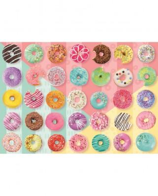 Puzzle Trefl - Doughnuts, 500 piese (37334)