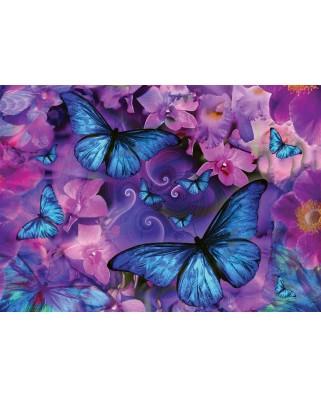 Puzzle KS Games - Alixandra Mullins: Violet Morpheus, 1.000 piese (KS-Games-11273)