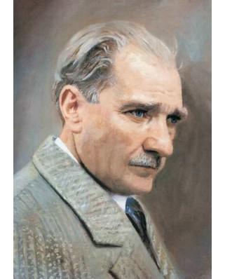 Puzzle KS Games - Ataturk, 500 piese (KS-Games-11206)