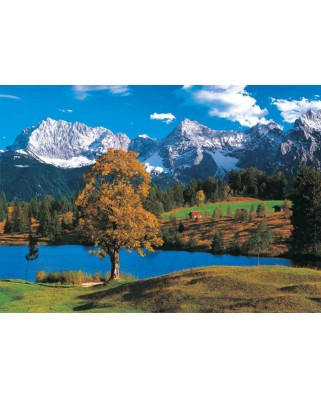 Puzzle KS Games - Bavarien Alps, 2.000 piese (KS-Games-11218)