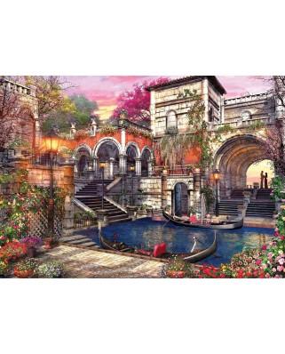 Puzzle KS Games - Dominic Davison: Love in Venice, 2.000 piese (KS-Games-11475)