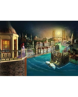 Puzzle KS Games - Istanbul Is Mine, 1.000 piese (KS-Games-11268)