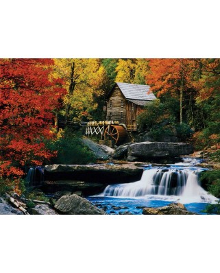 Puzzle KS Games - Katherine Hurtley: Autumn Chalet, 500 piese (KS-Games-11336)