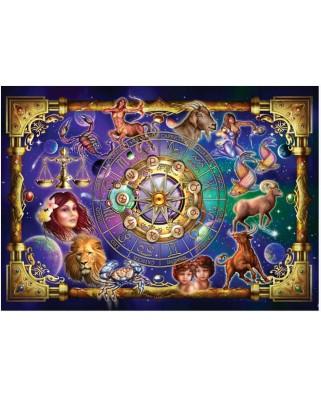Puzzle KS Games - Marchetti Ciro: Zodiac, 2.000 piese (KS-Games-11264)