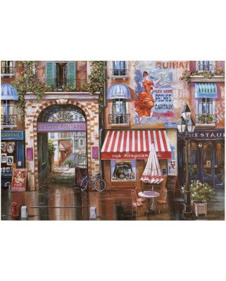 Puzzle KS Games - Mark St. John: Passage Fontaine, 2.000 piese (KS-Games-11142)