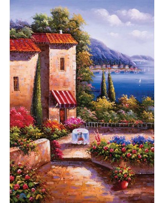 Puzzle KS Games - Spring In Florence, 500 piese (KS-Games-11340)