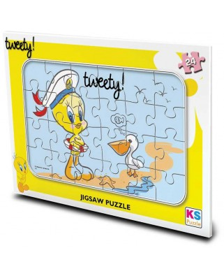 Puzzle KS Games - Tweety, 24 piese (KS-Games-TW704)