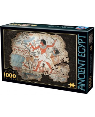 Puzzle D-Toys - Ancient Egypt, 1.000 piese (Dtoys-65971-EY03-(74843))