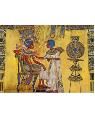 Puzzle D-Toys - Ancient Egypt: Fresco details, 1.000 piese (Dtoys-65971-EY01-(65971))