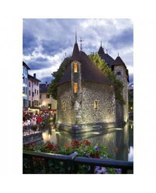 Puzzle D-Toys - Annecy, 500 piese (Dtoys-50328-AB33-(69320))
