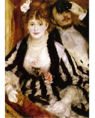 Puzzle D-Toys - Auguste Renoir: The Box, 1.000 piese (Dtoys-66909-RE05-(70319))