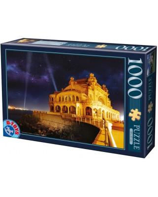 Puzzle D-Toys - Constanta, Romania, 1.000 piese (Dtoys-63038-MN15)