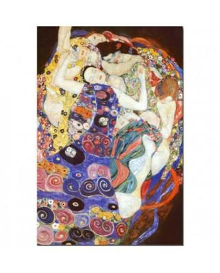 Puzzle D-Toys - Gustav Klimt: The Virgin, 1.000 piese (DToys-66923-KL05-(70135))