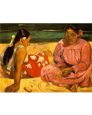 Puzzle D-Toys - Paul Gauguin: Tahitian Women on the Beach, 1.000 piese (DToys-66961-IM05)