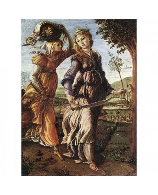Puzzle D-Toys - Sandro Botticelli: Judith, 1.000 piese (DToys-66954-RN03)