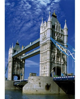 Puzzle D-Toys - Tower Bridge, London, 500 piese (DToys-50328-AB16)