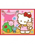 Puzzle Ravensburger - Hello Kitty, 12/16/20/24 piese (07256)
