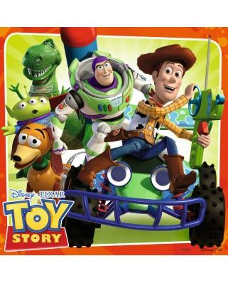 Puzzle Ravensburger - Disney Pixar Toy Story, 3x49 piese (08038)