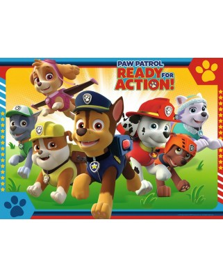 Puzzle Ravensburger - Paw Patrol, 4x42 piese (06964)