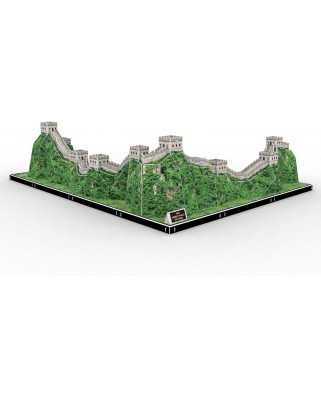 Puzzle 3D Cubic Fun - Great Wall of China, 75 piese (Cubic-Fun-MC167H)