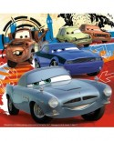 Puzzle Ravensburger - Cars, 25/36/49 piese (07258)