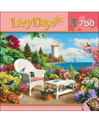 Puzzle Master Pieces - Alan Giana: Lazy Days - Memories, 750 piese (Master-Pieces-31694)
