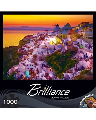 Puzzle Master Pieces - Evening View, 1.000 piese (Master-Pieces-71603)