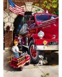 Puzzle Master Pieces - Firehouse Dreams, 1.000 piese (Master-Pieces-71630)