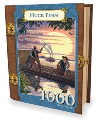 Puzzle Master Pieces - Huck Finn, 1.000 piese (71279)
