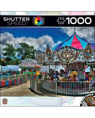 Puzzle Master Pieces - Joyride, 1.000 piese (Master-Pieces-71605)
