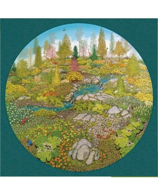 Puzzle Pomegranate - Bill Martin: Garden of Life, 1.000 piese (AA810)
