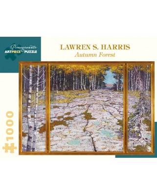 Puzzle Pomegranate - Lawren S. Harris: Autumn Forest, 1.000 piese (AA1020)