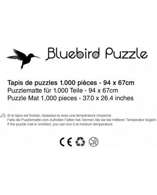 Covor pentru rulat puzzle Bluebird, 1000 piese