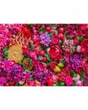 Puzzle Bluebird Puzzle - Flowers & Fruits, 1500 piese (Bluebird-Puzzle-70222)