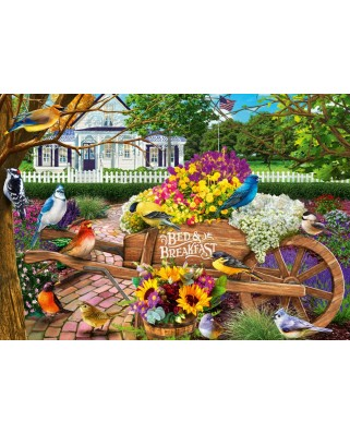 Puzzle Bluebird - Bed & Breakfast, 1.000 piese (Bluebird-Puzzle-70226-P)