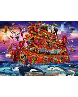 Puzzle Bluebird - Marchetti Ciro: The Ark, 1000 piese (Bluebird-Puzzle-70235-P)