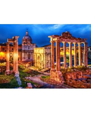Puzzle Bluebird - Roman Forum, 1.000 piese (Bluebird-Puzzle-70264)