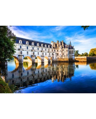 Puzzle Bluebird - Chenonceau, 1500 piese (Bluebird-Puzzle-70272)