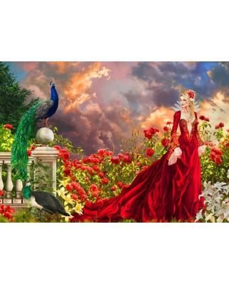 Puzzle Bluebird - Nene Thomas: Concubine, 1500 piese (Bluebird-Puzzle-70275)