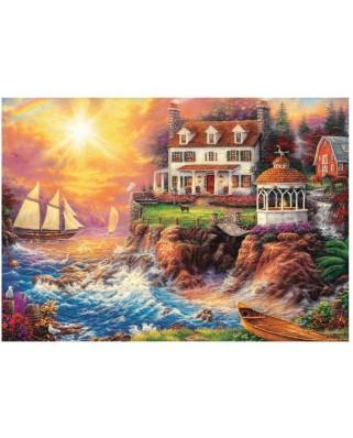 Puzzle Trefl - A Quiet Haven, 1.000 piese (10582)