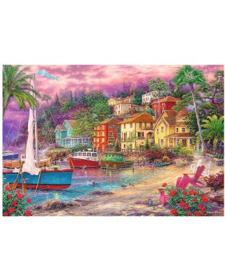 Puzzle Trefl - On the Golden Shores, 1500 piese (26158)
