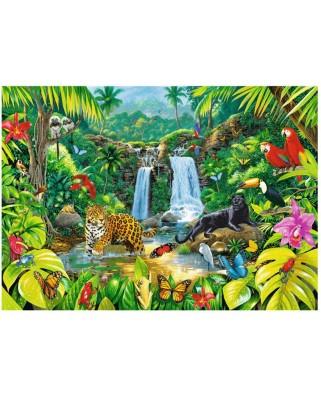 Puzzle Trefl - Rainforest, 2.000 piese (27104)