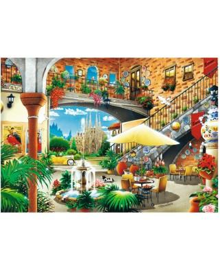 Puzzle Trefl - Barcelona, 2.000 piese (27105)