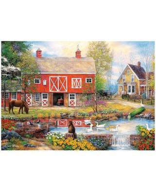 Puzzle Trefl - Idyllic Life, 2.000 piese (27106)