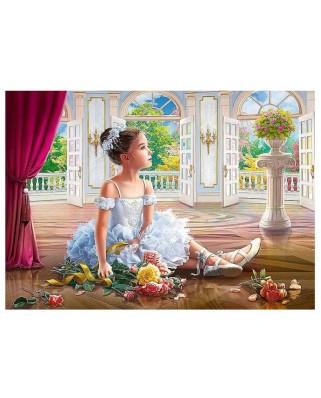 Puzzle Trefl - Little Ballet Dancer, 500 piese (37351)